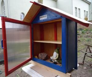 Die fertige kleine Bibliothek