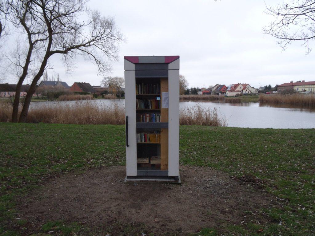 Kleine Bibliotheken im Winter 18/19
