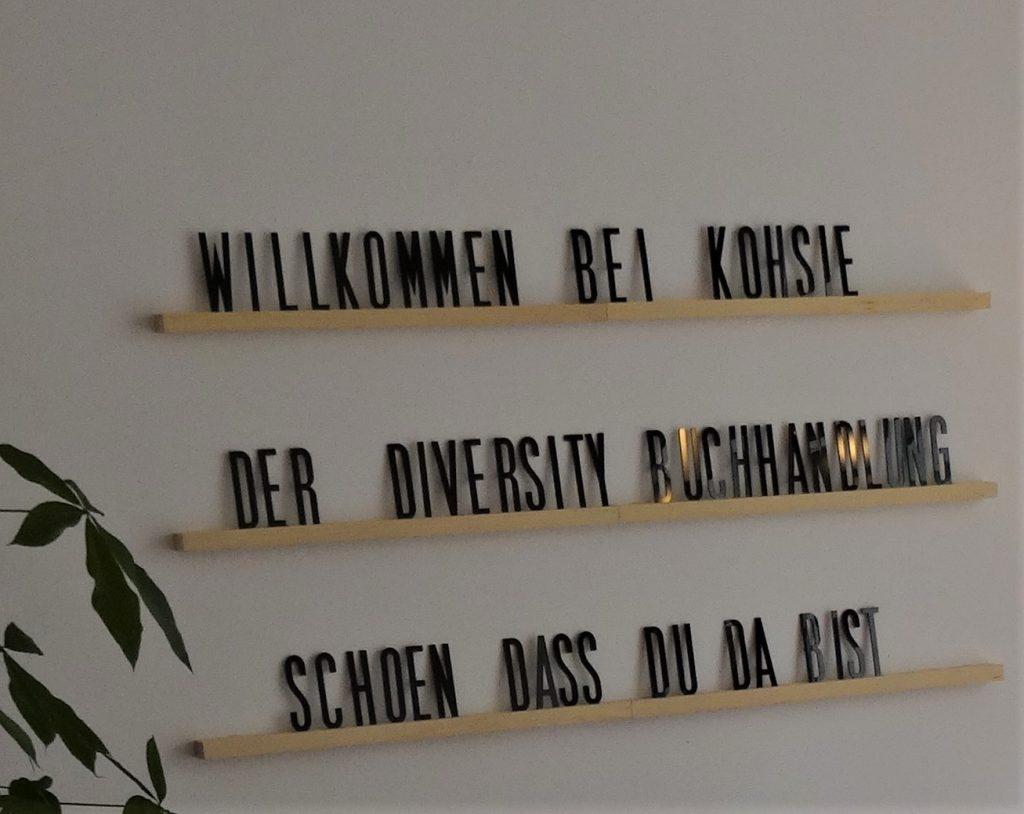 Kohsie – Ein neuer Buchladen!